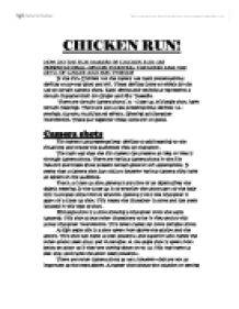 chicken run 2 essay Zulu traditions essays - chicken run essay help writing an essay on a 22 page article about the cause and effect relationship on bats flying into windturbines.