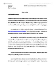 contemporary healthcare issues essay
