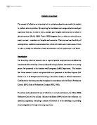 Problem based learning essay