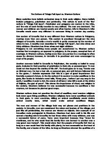 Volcano research paper rubric
