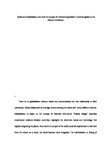 Essay Cultural Imperialism And Globalization - image 7