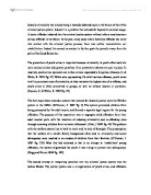 criminology essay titles