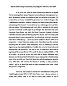 Interesting Essay Topics For High School Students If Social Class No Longer Determines Party Allegiance In The Uk What Does Compare And Contrast Essay On High School And College also Exemplification Essay Thesis Evaluate The Development Of Social Policy In The Area Of Housing  Personal Essay Thesis Statement