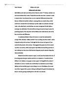 Food consumption essay