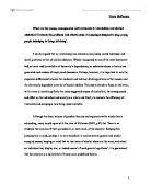 task centred and crisis intervention essay