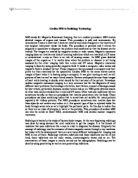 The Thesis Sentence | writefix com
