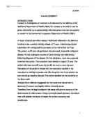 essay on respect and obedience