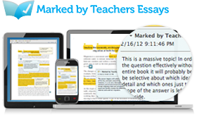 Marked by Teachers Essays