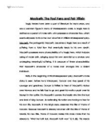 Tragic Flaw Essay | Mistyhamel