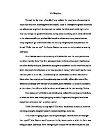 How To Start An Essay About A Famous Person  Mistyhamel Famous Person Essay