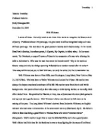 The Yellow Wallpaper Character Analysis Essay Personal Biography Essay Examples  Science Essay Ideas also Science Argumentative Essay Topics Personal Biography Essay Examples  My Autobiography Essay Essay Papers